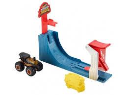 Купить набор игровой <b>Mattel Hot Wheels</b> Монстр трак Поединок в ...