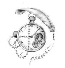 Pocket Watch Tattoos on Pinterest | Clock Tattoos, Tattoo New ...