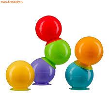 "<b>Happy Baby набор игрушек</b> для ванной ""IQBUBBLES"" арт.32017 в ..."