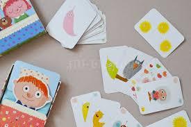 Kártyajáték <b>Djeco</b> Dodo | Настольные игры, <b>Игры для малышей</b> ...