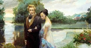 Краткое содержание «<b>Евгения Онегина</b>» Пушкина