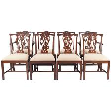 Chippendale Dining Room Table Pics Photos Mahogany Chippendale Dining Chairs Fine Reproduction