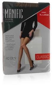 <b>Колготки Manific</b> Classic 40 den — купить по выгодной цене на ...