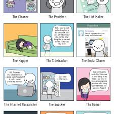 The-Different-Kind-Of-Procrastinators-We-Mostly-All-Are-Meme-In-Comic-By-20PX_408x408.jpg via Relatably.com