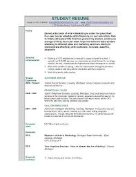 example resume experience   letter recognition gamesexample resume experience first resume example with no work experience resumes for college students and recent