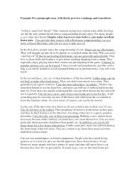 Research Paper Body Paragraph Pic Altinmarkam com     Brefash