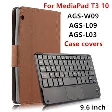Case For <b>Huawei</b> MediaPad T3 10 AGS L09 9.6 <b>Protective Cover</b> ...