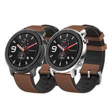 [bluetooth 5.0]<b>amazfit gtr 47mm</b> amoled <b>smart</b> watch gps+glonass ...