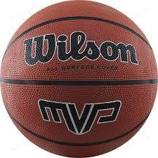 <b>Мяч баскетбольный Wilson Wilson Mvp</b> 295 Bskt Brown ...
