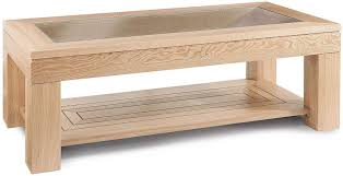 willis and gambier maze oak coffee table baumhaus aston oak coffee table