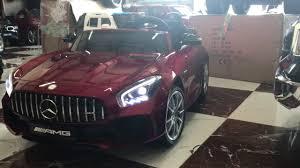 <b>Mercedes</b>-<b>Benz</b> AMG GTR - ПОЛНЫЙ ОБЗОР видео детского ...