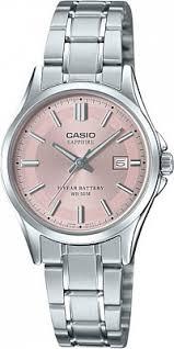<b>Женские часы Casio LTS-100D-4AVEF</b> (Япония, кварцевый ...