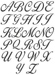 No 120 Lara Script 3 <b>Letter</b> Monogram Machine Embroidery ...