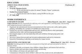 cover letter template for education part of resume sample sample resume education