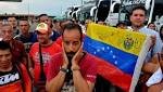 Complicaciones para la diáspora: venezolanos solo podrán huir con ...