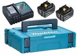 Купить Батарея аккумуляторная <b>Makita</b> BL1850B <b>18В 5Ач</b> Li-Ion ...