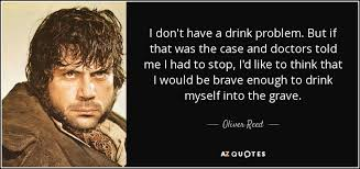 TOP 25 QUOTES BY OLIVER REED | A-Z Quotes