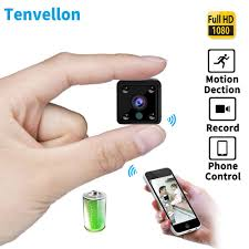 Mini <b>Wifi IP Camera</b> IP <b>1080P</b> CCTV <b>Wireless</b> Surveillance Camera ...