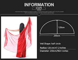 Mega Deal #2962 - Stage Performance <b>Belly Dance</b> Scarf Shawl ...