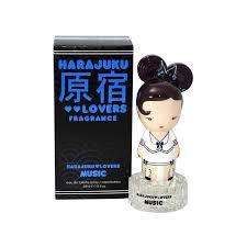 <b>Туалетная</b> вода Harajuki <b>Lovers Music</b>, 30 мл | Магнит Косметик