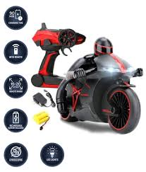 Dwiza oyz <b>High Speed</b> 2.4 GHz <b>RC Motorcycle Bike</b> with Built in ...