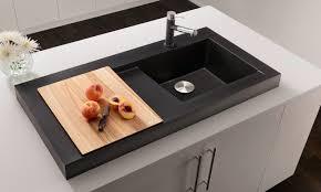 blanco silgranit kitchen sink grey bathroom vanity
