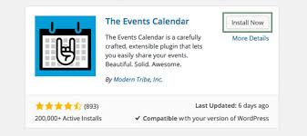How To Use The Events Calendar With Avada - Theme Fusion