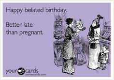 Happy Belated Birthday on Pinterest | Happy Birthday Cousin, Happy ... via Relatably.com