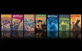 Image result for the harry potter series