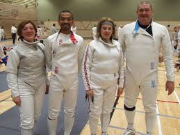 winton veterans team london region fencing veteran winton comp 2015