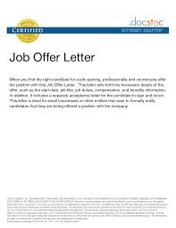 counter offer letter sample best business template job offer salary inside counter offer letter sample 4954