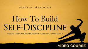 products profound self improvement how to build self discipline resist temptations and reach your long term goals video course