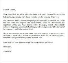 congratulations on your retirement letter resignation retirement letter