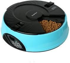<b>Автоматическая кормушка Feed-Ex</b> на 6 кормлений с ЖК ...