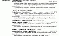 Sample Customer Service Representative Resume with Additional     Dawtek Resume and Esay Profile Resume Examples for Profile with Experience as Private Contractor and Bussines Manager