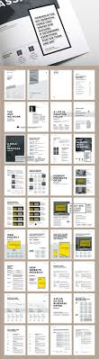 17 best ideas about business proposal template proposal and portfolio templateminimal and professional proposal brochure template for creative businesses created in adobe indesign microsoft word and