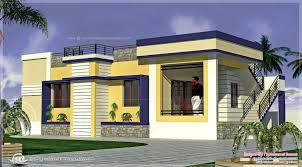 Small Tamilnadu Home Design House Facilities House Designs    single floor tamilnadu home house facilities