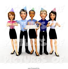 clipart office party clipartfest a birthday office party