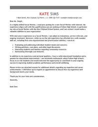 social service cover letter  tomorrowworld cosocial service cover letter