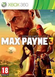 Max Payne 3 RGH Xbox 360 Mega +DLC Español