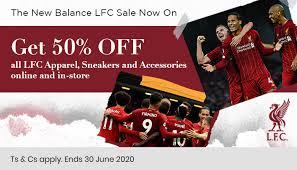 <b>LFC Kit</b> Collection | New Balance South Africa