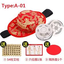 家用套纯铜罐无烟艾灸盒  Pure <b>Copper Moxibustion</b> Box Set  Home ...