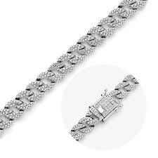 <b>Браслет</b> Rich Jewelry из серебра с <b>фианитами</b> BSB288 — купить ...