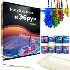 <b>Наборы для рисования на</b> воде Эбру - купить в интернет ...