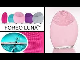 Уход за кожей лица / Foreo Luna Review - YouTube