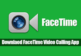 apk free download of facetime