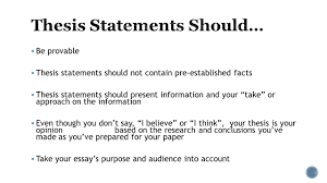 embedded assessment two  most important sentence in your essay 4