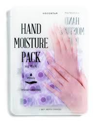 <b>KOCOSTAR Маска</b>-<b>уход</b> увлажняющая для рук / <b>HAND MOISTURE</b> ...