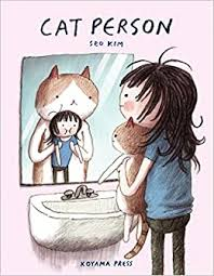 <b>Cat Person</b>: Kim, Seo: 9781927668054: Amazon.com: Books