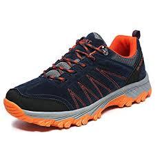 Aancy-Men's <b>Hiking Shoes</b> Men <b>Hiking Shoes</b> Nubuck Climbing ...
